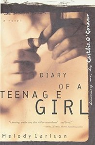 Becoming Me Diary of a Teenage Girl Caitlin by Melody Carlson