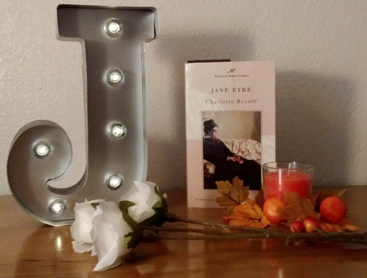 Jane Eyre and Candle