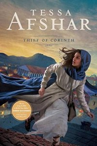 thief of corinth by tessa afshar cover