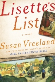 Lisette's List by Susan Vreeland cover