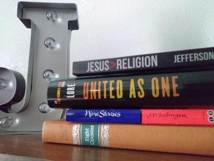 J.U.N.E. bookstack 2019
