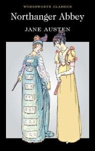Northanger Abbey by Jane Austen cover