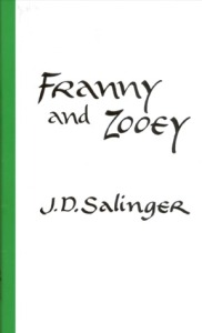 Franny and Zooey J.D. Salinger cover