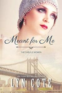 Meant for Me by Lyn Cote cover