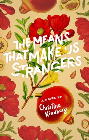 The Means That Make Us Strangers by Christine Kindberg cover