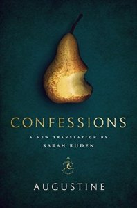 Confessions of Augustine cover