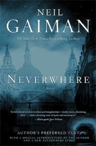 Neverwhere by Neil Gaiman cover