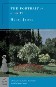 The Portrait of a Lady by Henry James cover