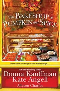 The Bakeshop at Pumpkin and Spice by Donna Kaufman cover