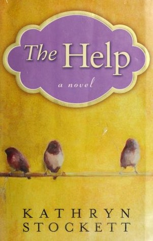 The Help cover by Kathryn Stockett