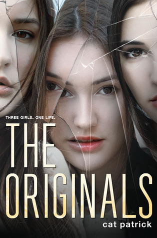 The Originals by Cat Patrick cover