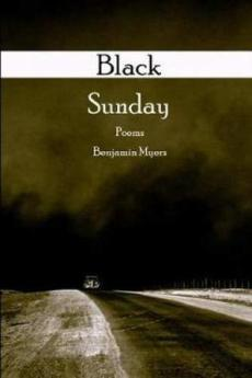 Black Sunday by Benjamin Myers cover