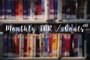 Monthly TBR header