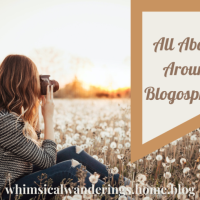 All Around the Blogosphere Tag